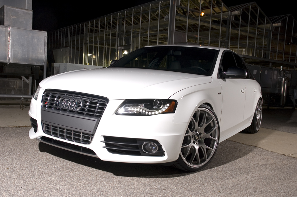 Audi B8 S4 Auto Review Barracuda Italia